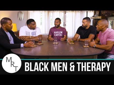 Black Men & Therapy | Men's Round Table | A Black Love Series