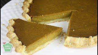 Pumpkin Pie - Episode 186 - Amina is Cooking