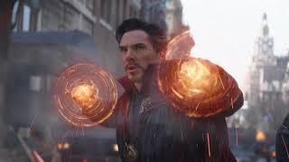 Приколы/Мстители: Война бесконечности 2018