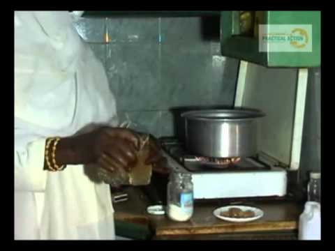 How to make Kardade drink - drink processing in Sudan