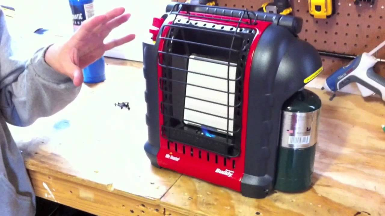 mr heater mh9bx portable buddy propane heater review