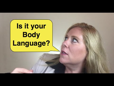Response to Body Language and Anxiety | Improve Body Language | Deal with Anxiety