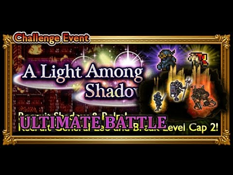 [FFRK] FFVI Light Among Shadows | Leo - Might of the Empire (Ultimate) #619