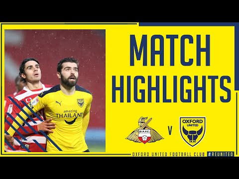 Doncaster Oxford Utd Goals And Highlights