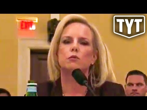 Kirstjen Nielsen Called Out While Lying Under Oath