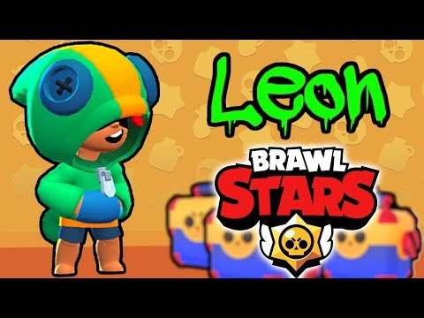 Brawl Stars Legendary LEON Gameplay + MEGA BOX Openings