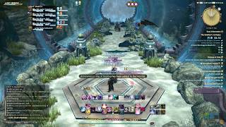 FFXIV: Stormblood Gameplay - 60 - Summoner - The Swallow