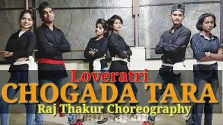 CHOGADA TARA / Loveratri /Raj Thakur Choreography / Garba Special Dance Video / Step-In Dance Studio