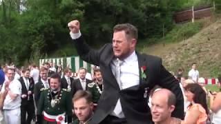 Schützenfest 2018 - Königsvogelschießen der Junggesellen