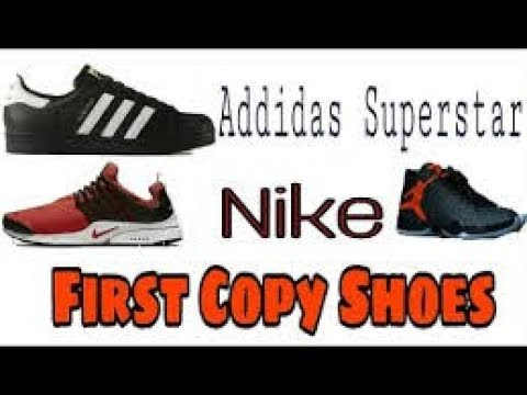 a35c7dc5d3 Buy First Copy shoes Online Anywhere in India - YouTube
