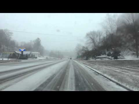 Watauga NC Snowstorms begin 1-20-16