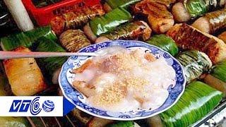 Người phụ nữ đưa chuối nếp nướng ra thế giới | VTC