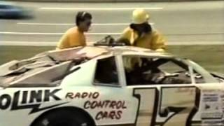 Billy Simmons 1987 ARCA Permatex 500k at Talladega