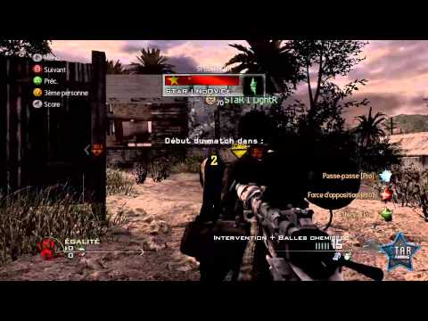 [MW2] Cup R&D normal demi final STaR Gaming vs Cyberia ! !