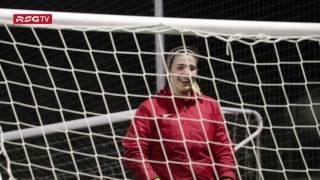 Paula Suárez convocada con la Sub-16