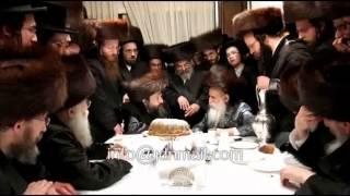 Bobov 45 Visits Beis Chaim Shia Rebbe - Kislev 5774