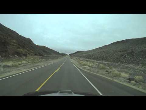 Lone Pine, California to Death Valley National Park