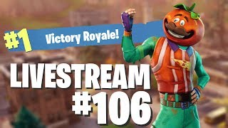 LIVESTREAM #106-* WORST * PLAYER OF PORTUGAL FORTNITE! NEW SKINS ARE TOPS?
