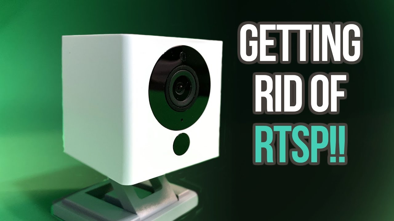 Installing Firmware on Wyze Cam - Getting Rid of RTSP