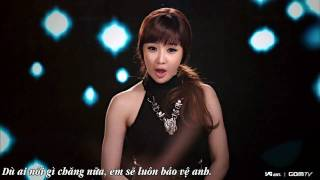 [Vietsub] 2NE1 Park Bom - You And I (Making ver.)