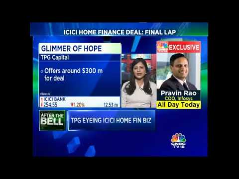 CNBC-TV18 Exclusive: ICICI Home Finance Deal: Final Lap