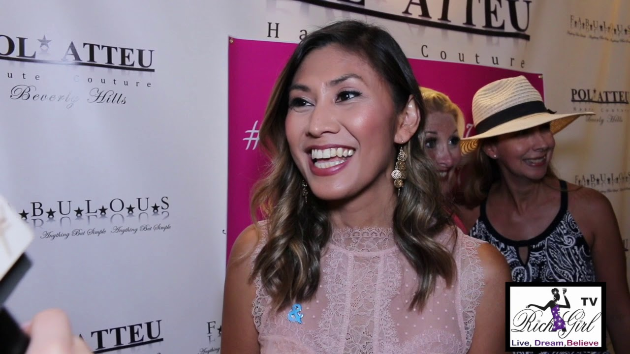 'Over The Counter' Cast Red Carpet Interviews Rain Valdez and ...
