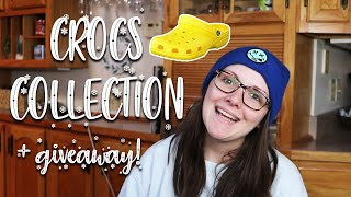 Crocs Collection & Giveaway - Vlogmas Day 8