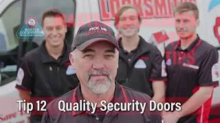 Screen Doors   Pick Me Locksmith Top Tip 12