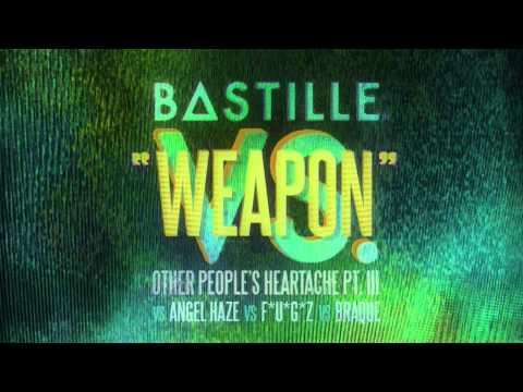 Bastille - Weapon (Lyrics)