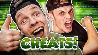 CHEATS IN MINECRAFT! - Minecraft Survival #125