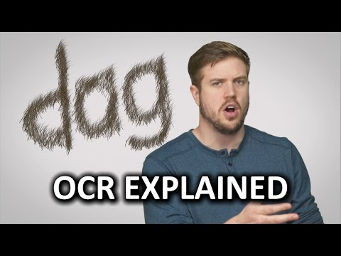 How Does Optical Character Recognition (OCR) Work?