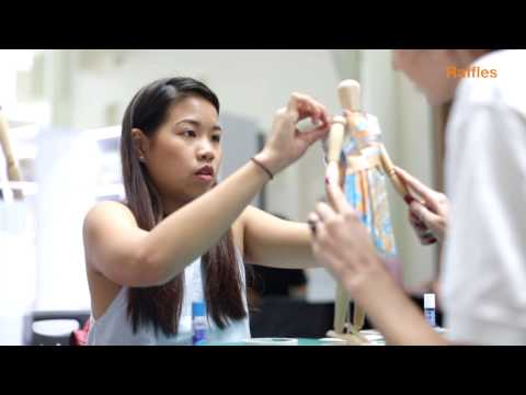 Raffles Singapore Conducts Design Master Class (Jan 2017)