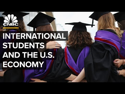 Can Colleges Continue To Thrive Without International Students?