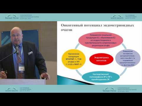 Дискуссионные вопросы эндометриоза яичников