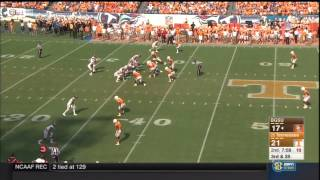 Tennessee vs Bowling Green: Defense play by play
