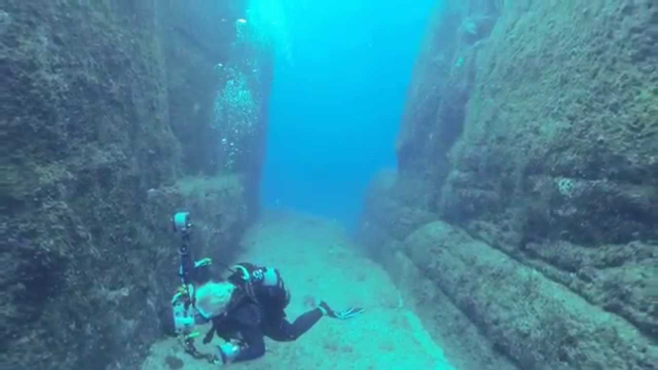 Yonaguni monument YouTube