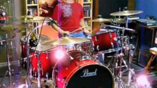 Pour Some Sugar On Me - Def Leppard - Drum Cover By Domenic Nardone