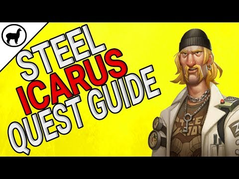 Fortnite Save the World | Steel Icarus Quest Guide | Into the Storm: Encore Event