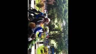 Konvoi Arema Balai Kota Malang 17-4-2016