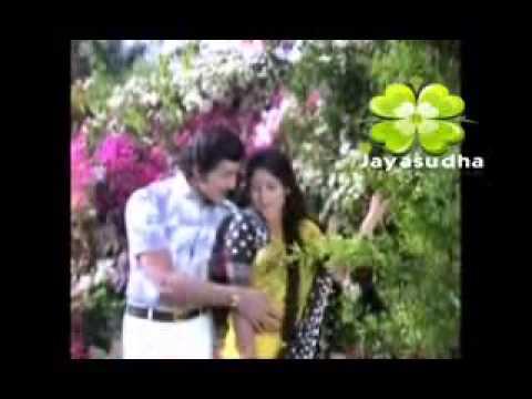 Jayasudha Hot Lip Kiss Song With Shobanbabu