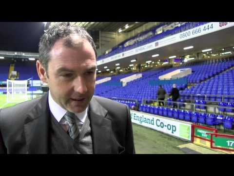 INTERVIEW | Paul Clement Post Ipswich Town (A)
