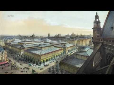 vidéo n° 2 Paris transformée par le Baron Haussmann