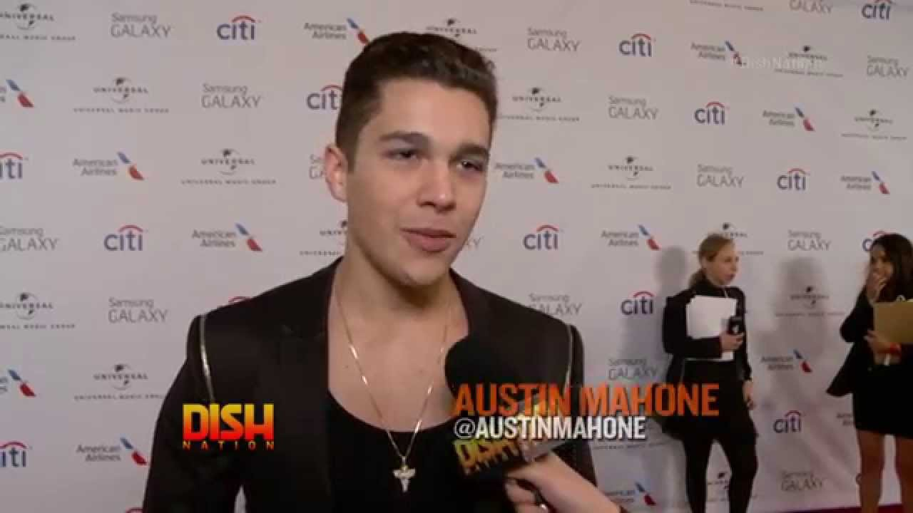 Austin mahone interview about dating