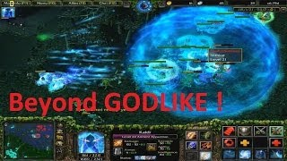 DotA 6.79d - Ancient Apparition, Kaldr Beyond GODLIKE !