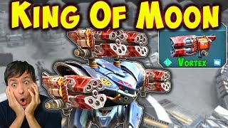 KING OF MOON - VORTEX SPECTRE Endless Fun Gameplay - War Robots WR