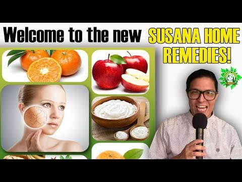 Welcome to the New format of your favorite Channel Susana Home Remedies