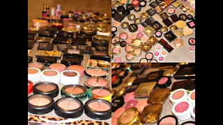 178 BLUSHES : Declutter With Me!!!!!