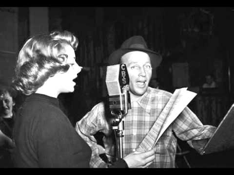 Zing A Little Zong (1952) - Bing Crosby and Rosemary Clooney