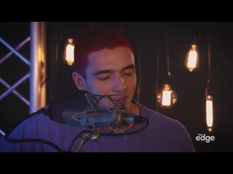 """Lauv performs an acoustic version of his hit """"F*ck, I'm Lonely"""""""