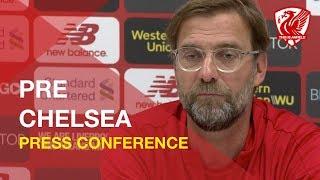 Liverpool vs. Chelsea | Jurgen Klopp Press Conference